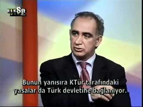 Turkish Cypriot Revolt - an appraisal spoken in Greek