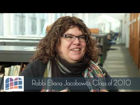 Inside The Rabbinical School Of Hebrew College