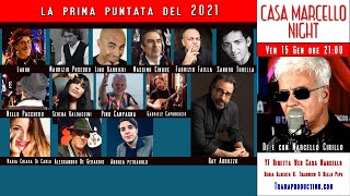 CASA MARCELLO NIGHT_VEN 15 Gen 2021_ore 21:00