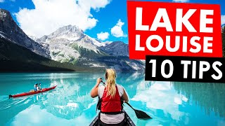 Lake Louise - Survival Guide (Canada)