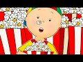 Caillou en Français | Caillou et le Pop-corn | dessin animé | dessin animé pour bébé | NOUVEAU