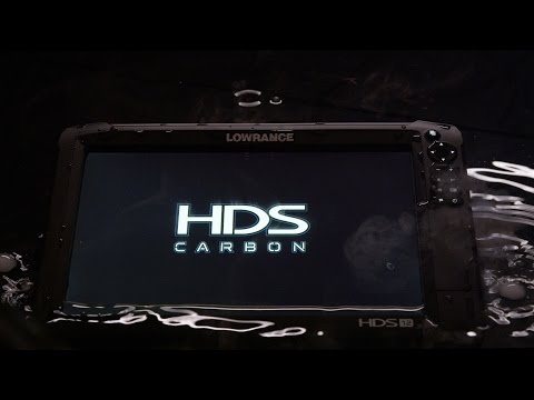 HDS Carbon from Lowrance