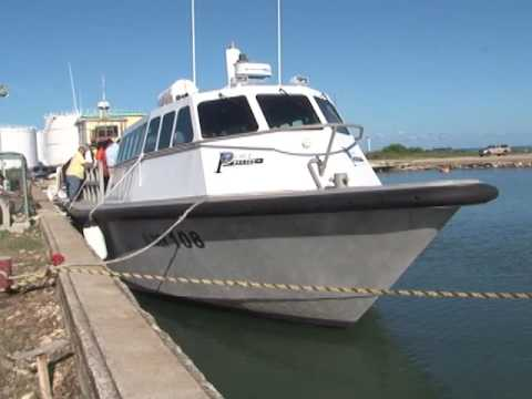 Port of Belize launches state-of-the-art pilot vessel