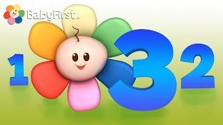 如何計數 | BabyFirst出品,適合兒童和幼兒學習數字和計數