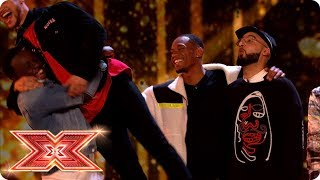 Rak-Su are our Champions tonight!   Live Shows   The X Factor 2017