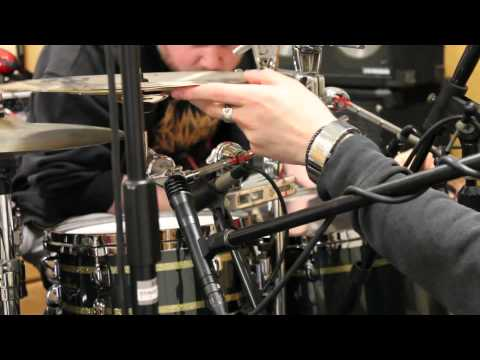 Darkane - The Making of The Sinister Supremacy - Part 1 of 3 - Drums