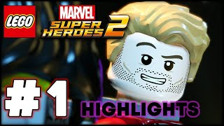 WE KILL OUR HORSES?! || LEGO MARVEL SUPER HEROES 2 GAMEPLAY || TWITCH HIGHLIGHTS
