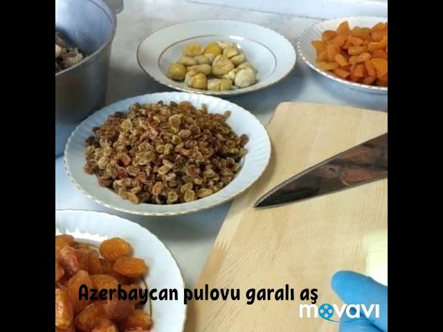 Azerbaycan pilavı nasıl yapılır?