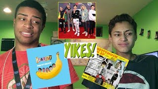 DOES PRETTYMUCH HAVE THE WORST EP EVER?!? - PLUS REACTION!