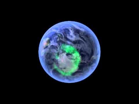 IMAGE Spacecraft Picks up Earthly Aurora