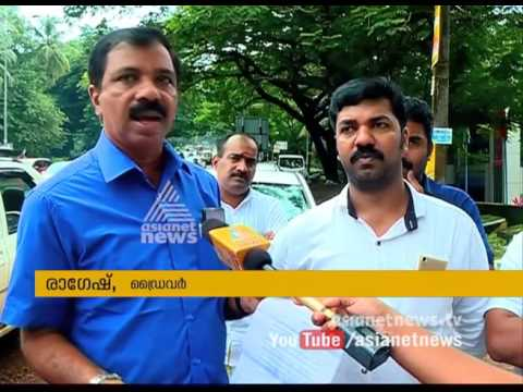 Taxi Drivers Attack On OLA Cabs Drivers in Kozhikode