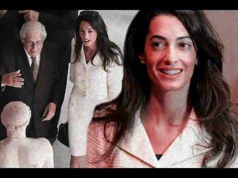 Amal Clooney to represent Nadia Murad and...