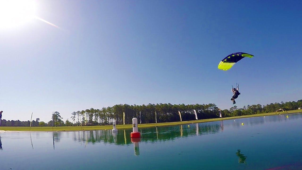 2015 USPA National Parachuting Championship Pond Swooping