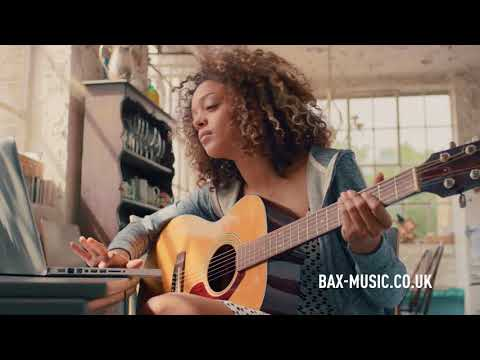 Bax Music TVC UK 2018 - We Support Your Stage