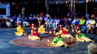 Binasuan Folk Dance