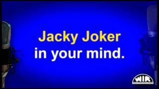 Jacky Joker (Karaoke)