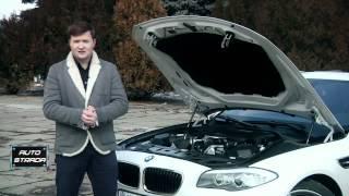Test Drive BMW M5 F10 AutoStrada PublikaTV