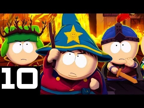 [Part 10] STORY ONLY: South Park: The Stick of Truth Gameplay Walkthrough (PC, Xbox 360, PS3)