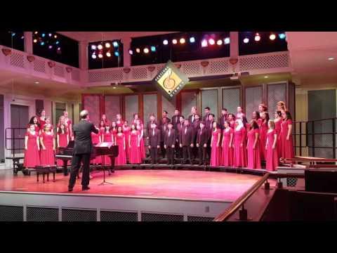 Wakefield Chorus Elijah Rock