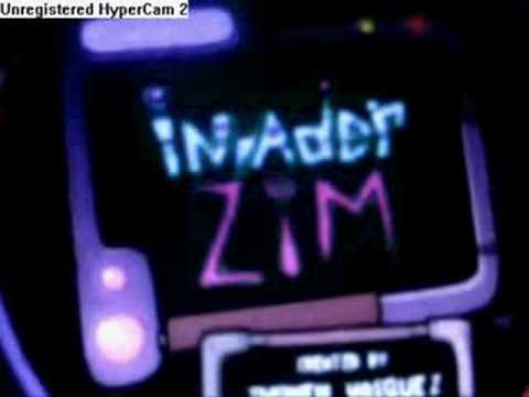 "The ""Invader Zim"" Theme Song Sped up x1, x2, x3, and x4!"