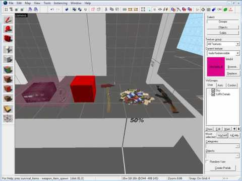 L4D2 Level Design How to Create Survival Gamemode Part 2