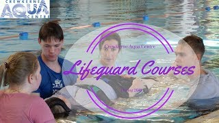 Lifeguard Courses at the Aqua Centre for 2018