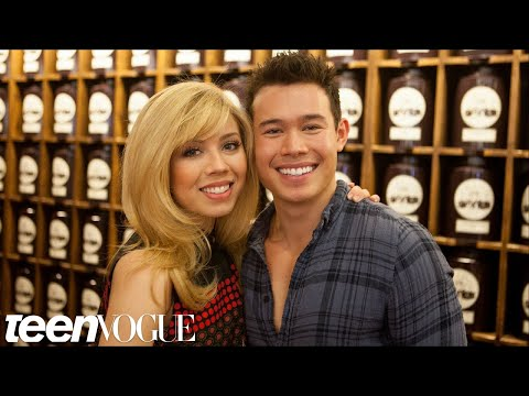 Spending the Day with Jennette McCurdy and Her Bestie Colton Tran – Besties – Teen Vogue