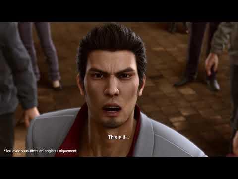 Yakuza Kiwami 2 - Les dragons s'affrontent dans la démo !