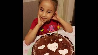 Дети готовят торт сами. Легкий рецепт торта без выпечки «Пан ди стелле»