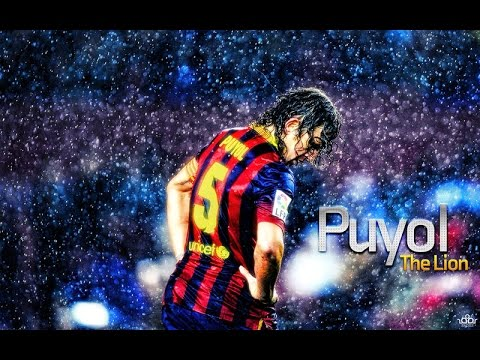 Puyol | The Lion | Best Defending And Goals |