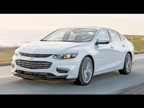 2016 Chevrolet Malibu Review – 1.5L and 2.0L Turbo Engines