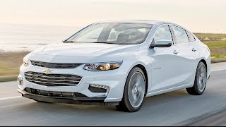 2016 Chevrolet Malibu Review - 1.5L and 2.0L Turbo Engines