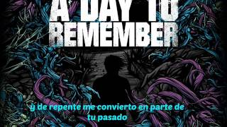 Over my head - A Day To Remember (Sub español)