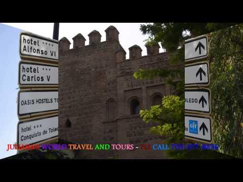 JULIANA'S WORLD TRAVEL & TOURS: Toledo, Spain-Oct 2014
