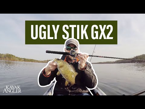 The Ugly Stik GX2 Fishing Rod | Gear Review
