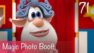Booba - Magic Photo Booth - Episode 71 - Cartoon for kids
