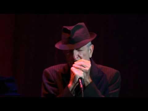 Helsinki , In my secret Life, Leonard Cohen.