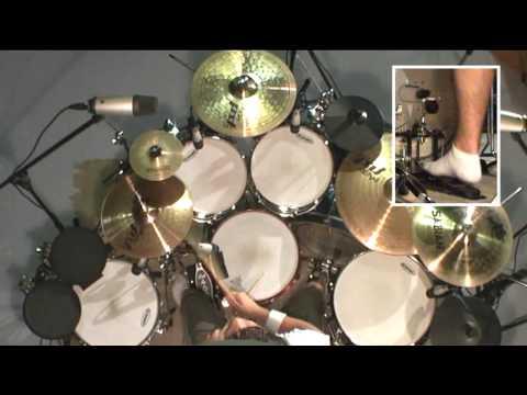 Cobus - Blink-182 - Feeling This 2009 (Drum Cover)