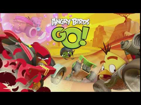 Angry Birds GO! music extended - Win!