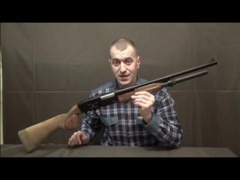 Гладкоствольное охотничье оружие, ружья Оружейный