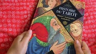 Histoire du tarot d'Isabelle Nadolny : must-have pour les passionnés !