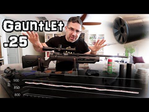 Umarex Gauntlet .25 - Vlog15