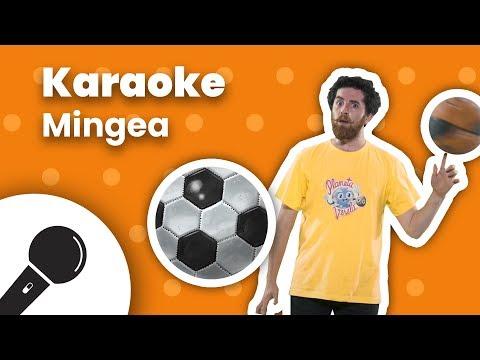 MINGEA: Negativ Karaoke + Versuri  Planeta Vesela – Cantece pentru copii in limba romana