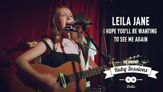 Leila Jane //  (Live at The Ruby Sessions)