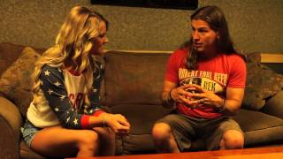 Jason Michael Carroll Interview 1- Country Ave