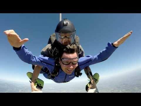 Tandem Skydiving at Bay Area (Byron, California)