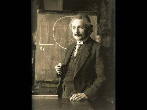 Albert Einstein, 100 anni fa: conversazione con Pietro Greco