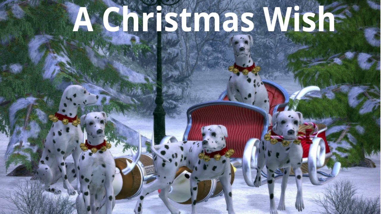 A Christmas Wish Video  Dreamworld Literature