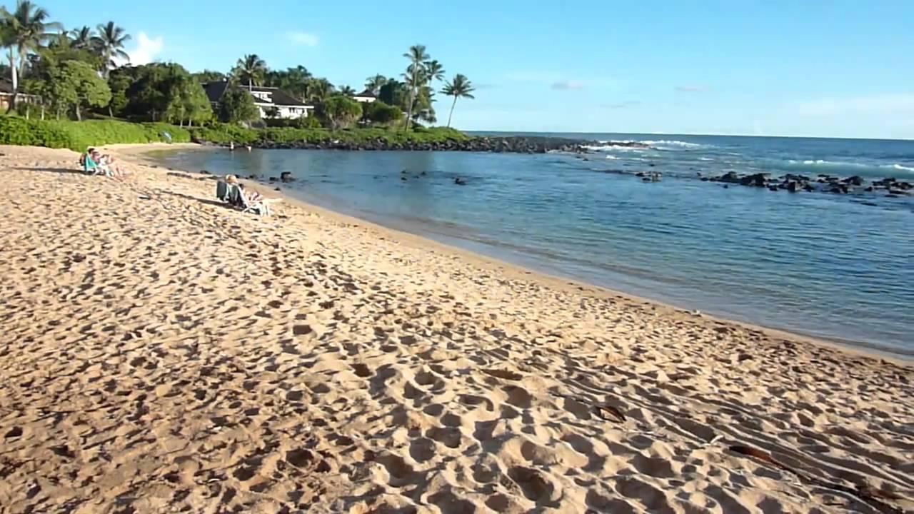 Baby Beach In Poipu Kauai