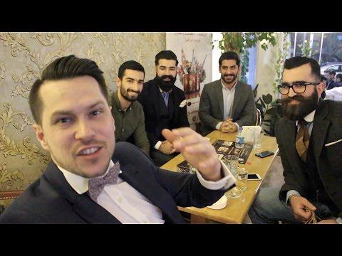 INTERVIEW WITH THE GQ GENTLEMEN OF ERBIL - IRAQI KURDISTAN 2/2